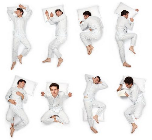 Sleep Position Types