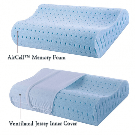 Cr Sleep Memory Foam Review