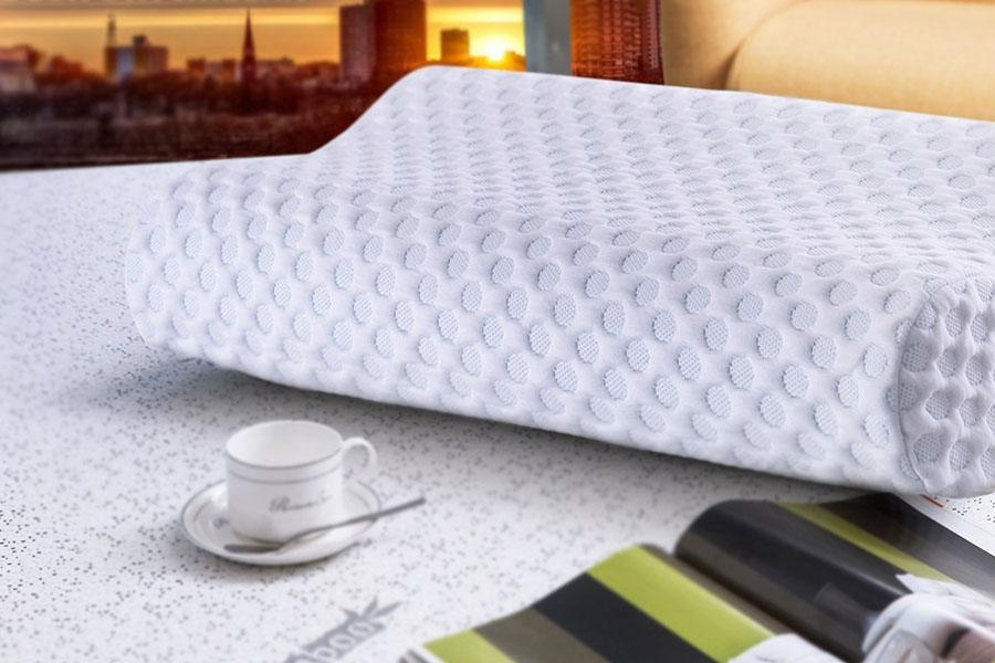 Cr Sleep Memory Foam Contour Pillow Review