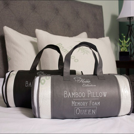 Set of Memory Foam Pillows