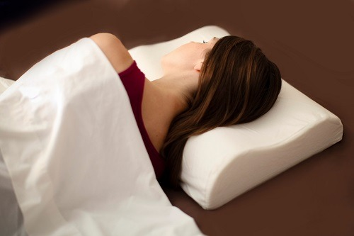Memory Foam Pillow For Comfport