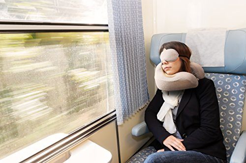 Travel Pillow Made out of Memory Foam