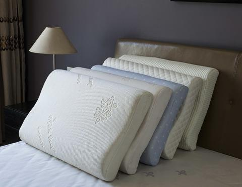 Pillow Types and Styles
