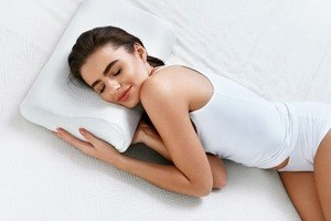 How to Use a Contour Pillow - restiwithstyle.com