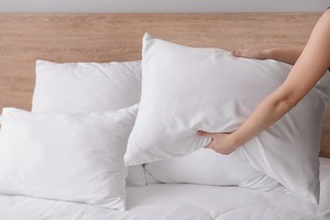 Sobakawa Cloud Pillow Review - restiwithstyle.com